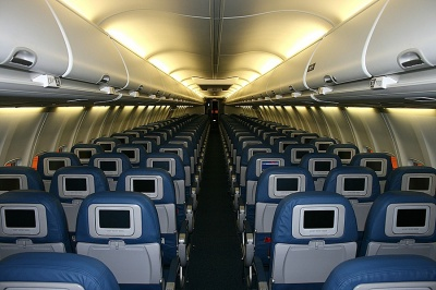 Aircraft interior furnishing