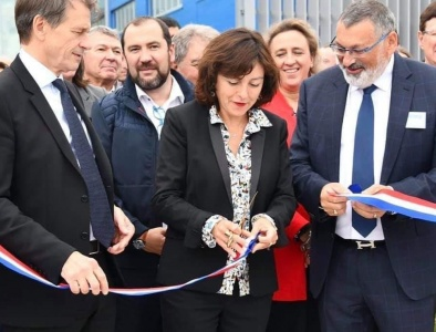 Inauguration of the new Mécanuméric factory (Oct 2019)