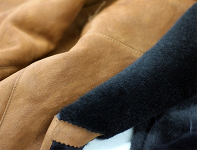Leather and textile industry
