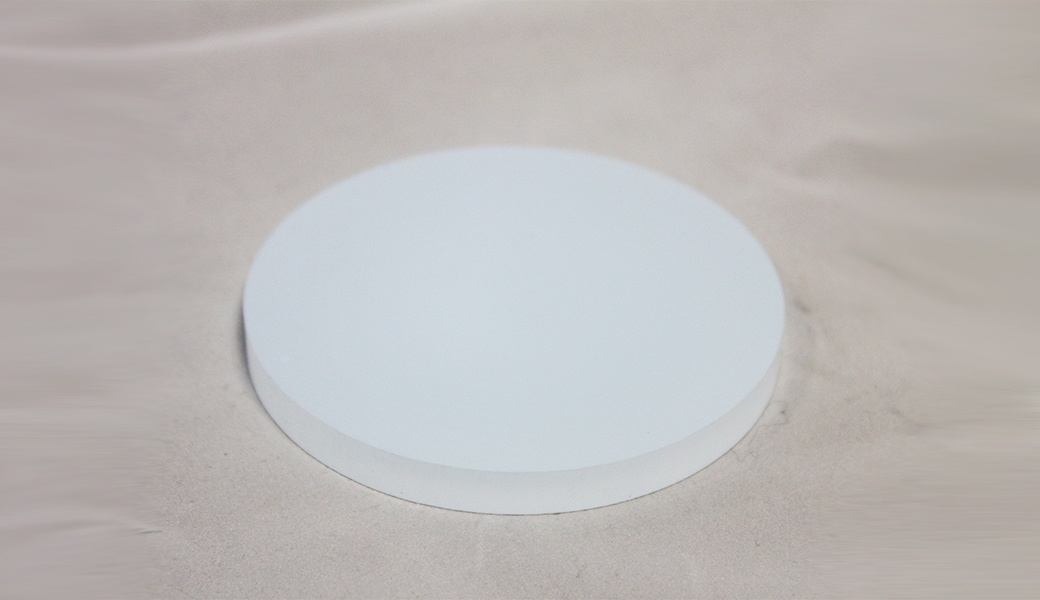 COLORLESS PMMA CALIBRATION DISC